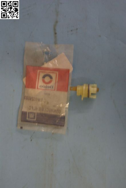 1968-1977 Corvette C3,Auto Transmission Solenoid Connector,New,Box D